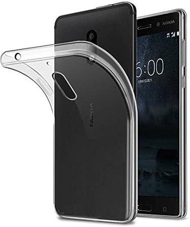 Nokia 3 Transparent Back Cover Mobile Accessories