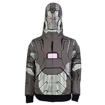 Marvel Hoodie For Men - M, Gray