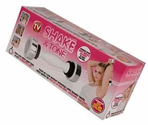 Shake & Tone Fitness Exerciser