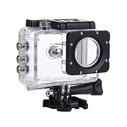95f08b65b76 Buy Outdoor Sport Action Camera Box Case Waterproof Case for SJCAM 5000x  Online at Low Price in India
