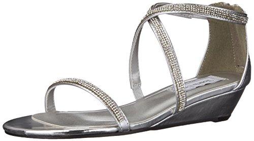 Touch Ups Women Moriah Dress Sandal Silver/Metallic
