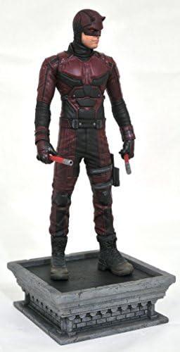 New Super Hero Daredevil 1:12 Action Figure Toys Premium PVC Doll Birthday Gift