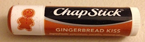 Chapstick Limited Edition Christmas Collection Gingerbread K