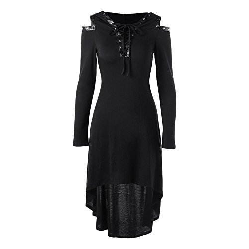 hooded dress - 7