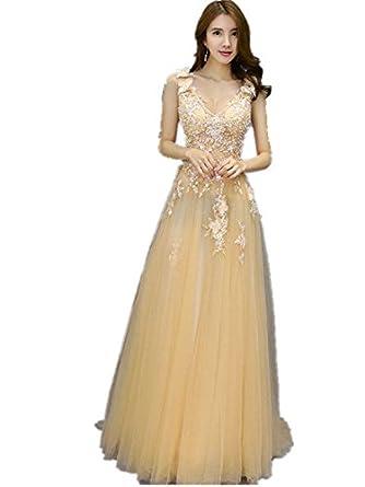 885fff0e5a8d3 ゴールド マキシ丈 花柄 ロングドレス パーティードレス ワンピース カラードレス 二次会 演奏会 披露宴