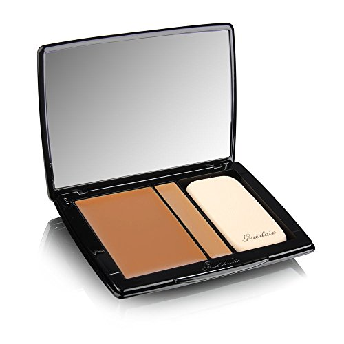 Guerlain Lingerie de Peau Compact Foundation SPF 20 for Women, 05 Beige Fonce, 0.39 Ounce ()