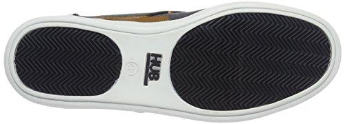 Hub Herren Chuckonian 6/15 Sneaker Blau (Navy)