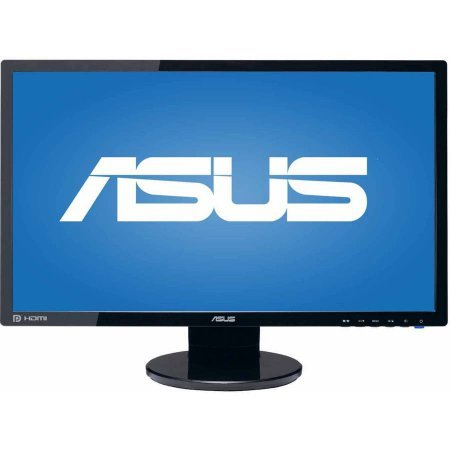 "ASUS 24"" Full HD LED Monitor (Ve248q Black)"