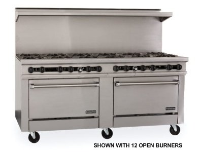 therma-tek-tmds72-12g-10-2-gas-restaurant-range-72-12-griddle-ten-open-burners-two-ovens