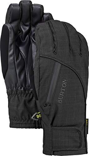 Burton Baker Under Gloves - Burton Baker 2 in 1 Under Glove Ski Snowboard Gloves True Black, Women's Extra Small