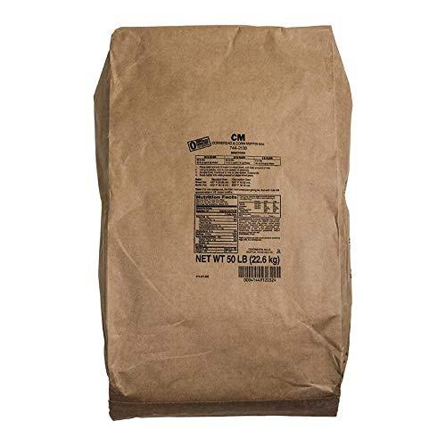 Continental Mills Cornbread Mix, 50 Pound -- 1 each.