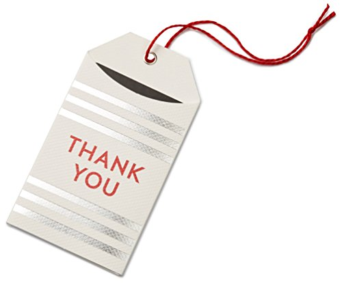 Amazon.ca $50 Gift Card in a Thank You Gift Tag
