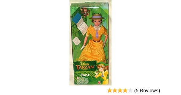 Amazon.com: Tarzan > Jane Doll: Toys & Games