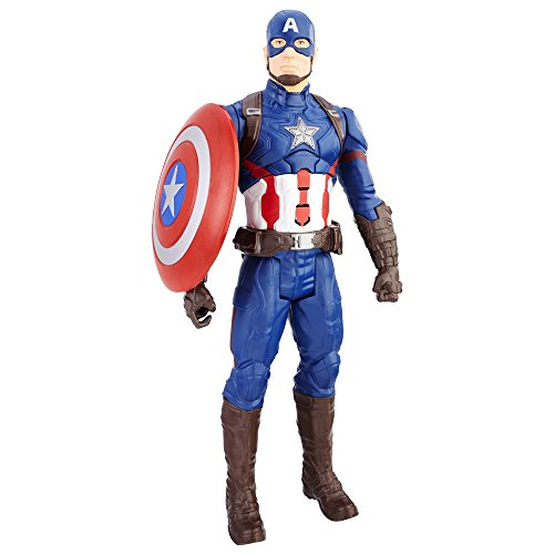Marvel Avengers 12 inch Action Figure - Electronic Captain A