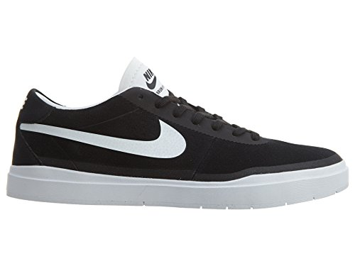 Nike Bruin Sb Hyperfeel Herren Skateboardschuhe Schwarz-Weiss