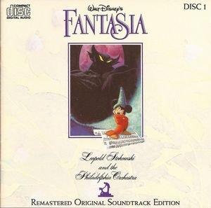 Soundtrack: Walt Disney's Fantasia - Remastered Original Soundtrack Edition ()