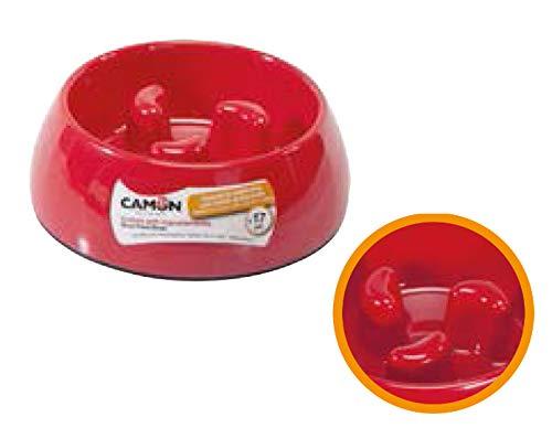 Camon Ciotola Cane Anti-Ingozzamento in Melamina Diametro 21,5cm