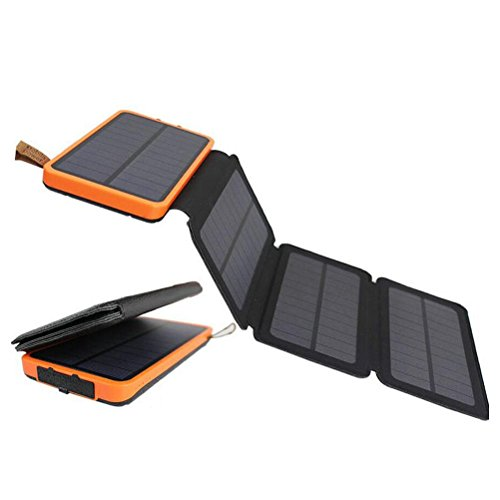 Best Solar Charger For Hiking - 9