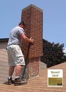 Amazon Com Chimney 44318 Flexi Brick Desert Sand Chimney
