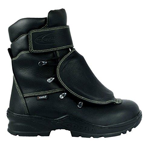 Cofra NEW Foundry par de zapatos de seguridad talla 40NEGRO