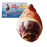 Ray's Country Ham - 16 lb. - Whole Bone-in Country Ham - Blue Ridge Mountain Cured