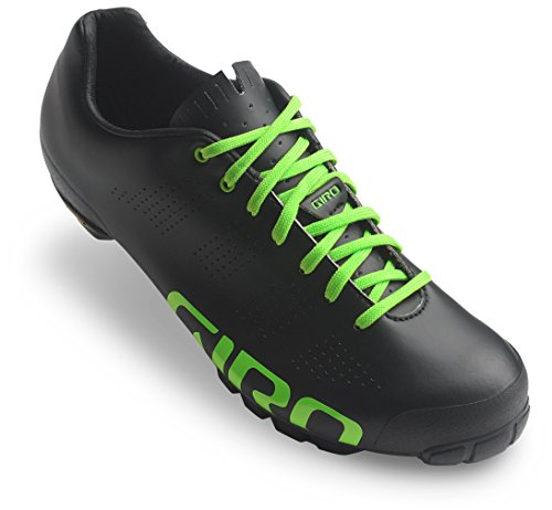 Giro Men's Empire VR90 Mnt Bike Shoe (Black/Lime, 43)