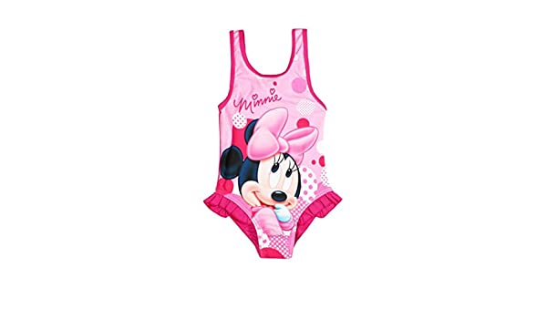 Minnie Mouse beb/é-ni/ñas Ba/ñador
