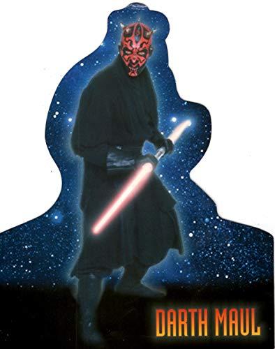 Star Wars: Episode I Danilo 1999 UK Exclusive Die-Cut Birthday Standee Darth Maul #2