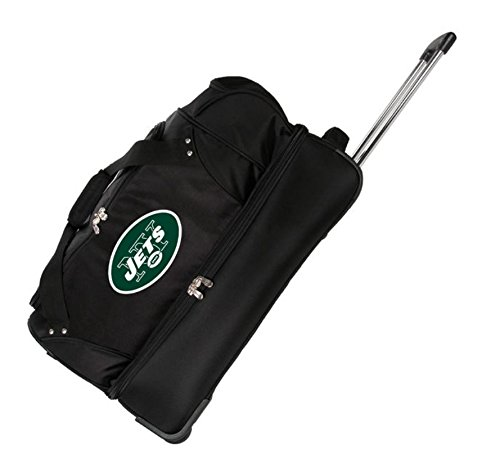 NFL New York Wheeled Duffle Bag