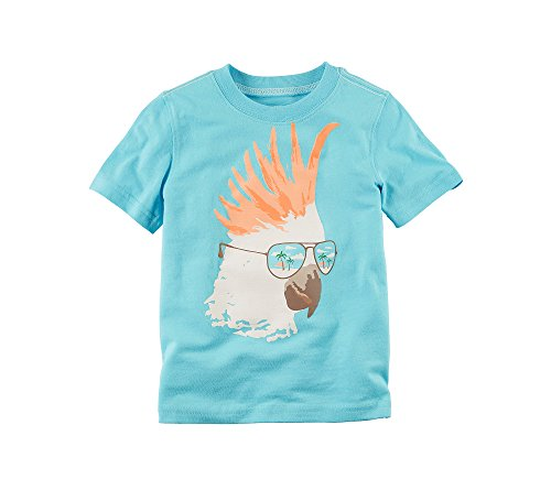 Carter's Baby Boys' Bird Tee 18 - Sunglasses Baby Carters Boy
