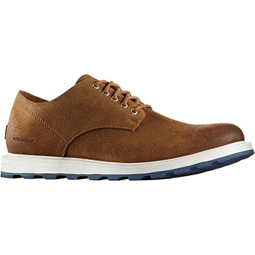 Sorel Mens Madson Waterproof Oxford Camel Brown