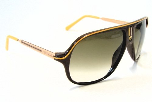 659172e35703 CARRERA SAFARI/A Sunglasses SAFARIA Brown/Yellow G16-DB Shades:  Amazon.co.uk: Clothing