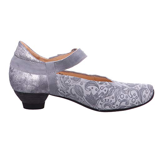 Shoes Think Grigio Pensare Grey Court Donna Da Scarpette Women's qxFw4xnzR