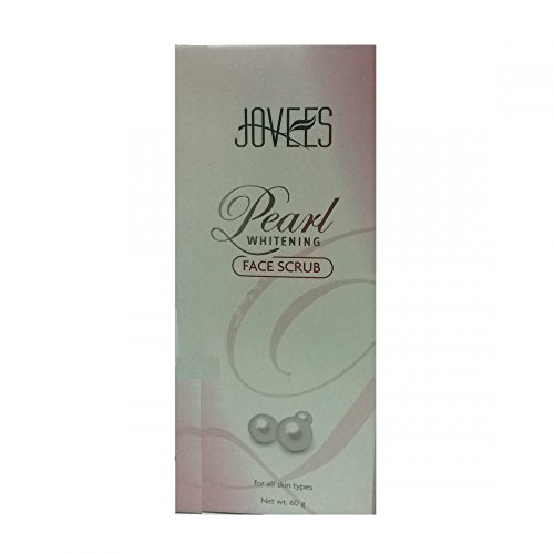 Jovees Pearl Whitening Face Scrub (60g)