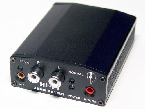SMAKN® Brand New HiFi 24bit USB DAC digital sound card CM108AH 192khz digital to analog converter