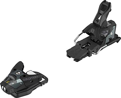 SALOMON STH2 WTR 13 Ski Bindings Sz 115mm Black/Grey