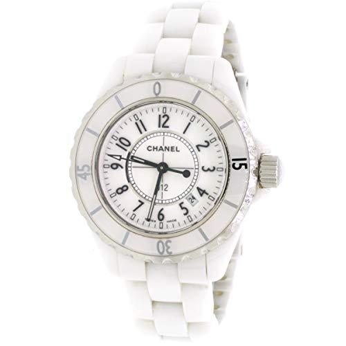 Chanel J12 33mm Automatic White Ceramic Women's Watch