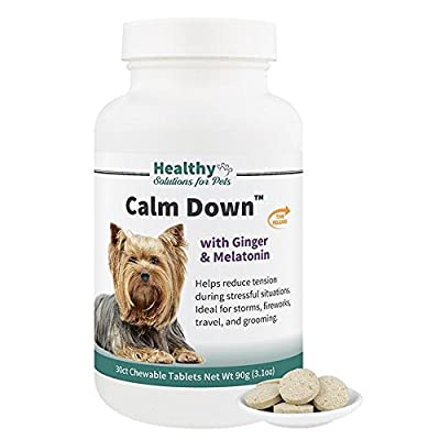Calm Down Calming Aid Tablets