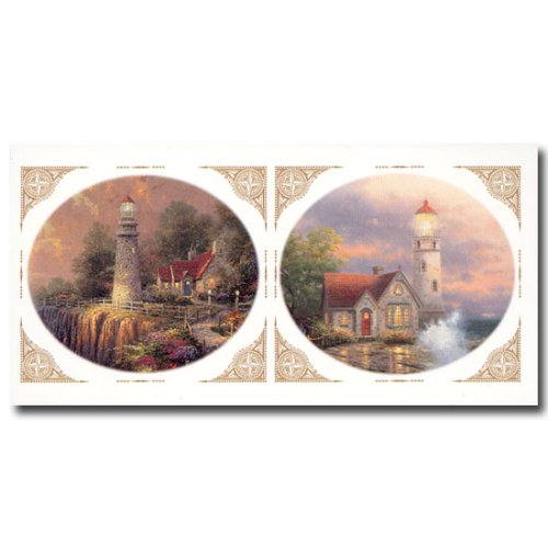 Imperial Thomas Kinkade Painter of Light - Instant Wall S...