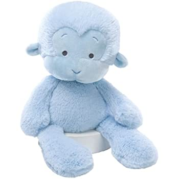 "Amazon.com: Gund Baby Meme Monkey 14"" Small Plush - Blue ... - photo#24"