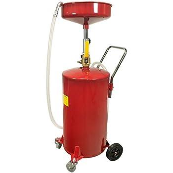 Amazon Com Dragway Tools 18 Gallon Oil Waste Drain Tank