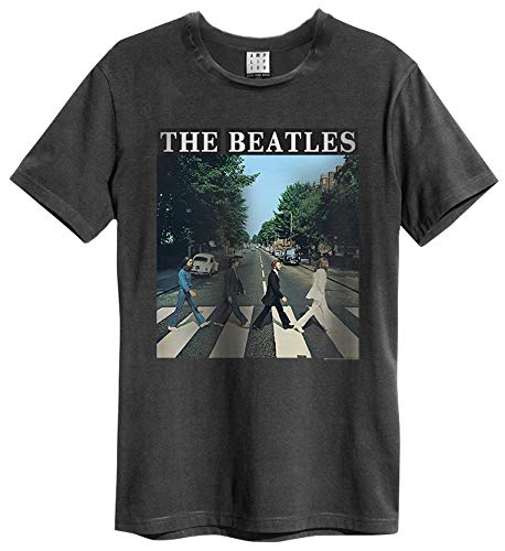 The Beatles 'Abbey Road' T-Shirt - Amplified Clothing for sale  Delivered anywhere in Canada