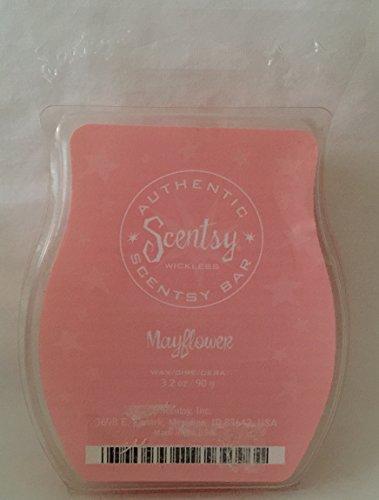 Scentsy Mayflower Wax 3.2oz Warmer Bar Rare and Retired