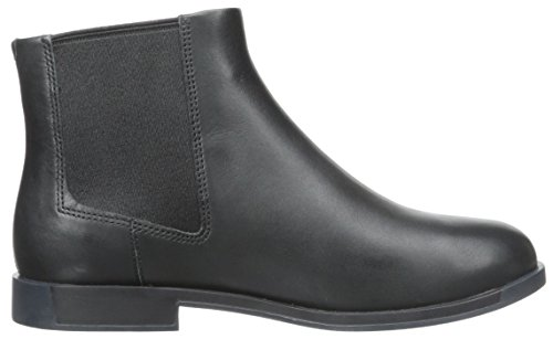 para Negro Camper Bowie 001 Mujer Black Botines 1xETwqE0