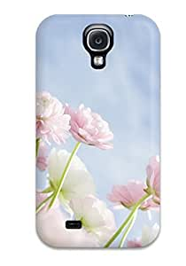 High Impact Dirt/shock Proof Case Cover For Galaxy S4 (flower S )