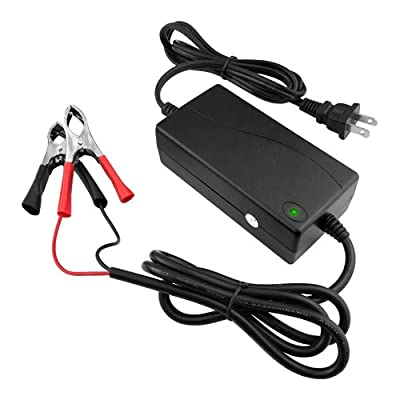 12V 3AH Battery Charger with 3-stage Modes Shortcircuit Protection-2YR Warranty