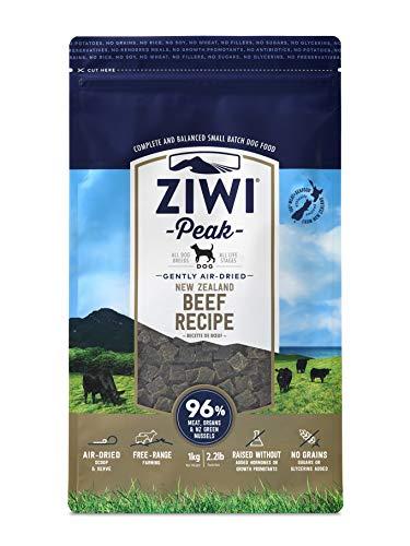 Ziwi Peak Air-Dried Beef Recipe Dog Food (2.2lb),...