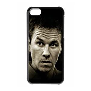 iPhone 5c Cell Phone Case Black The Fighter Mark Wahlberg LSO7757304