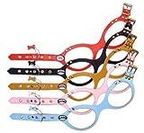 Buddy Belt Dog Harness Red Size 5, My Pet Supplies