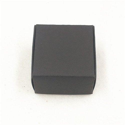 Amazon.com: Ranggrgt - Caja de jabón de papel kraft hecha a ...